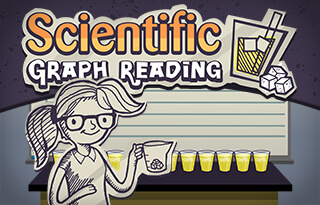 Scientific Graph Reading screenshot